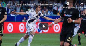 Ibrahimovic Zlatan Los Angeles MLS