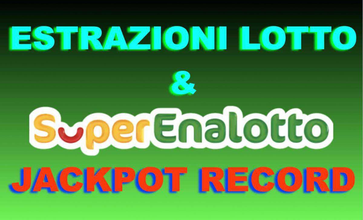 Calendario Estrazioni Superenalotto.Estrazioni Lotto Superenalotto Martedi 13 Agosto 2019