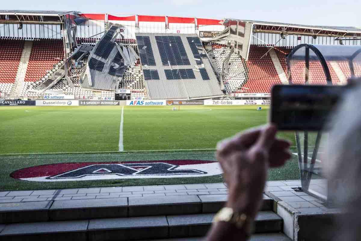AFAS Stadion AZ Alkmaar