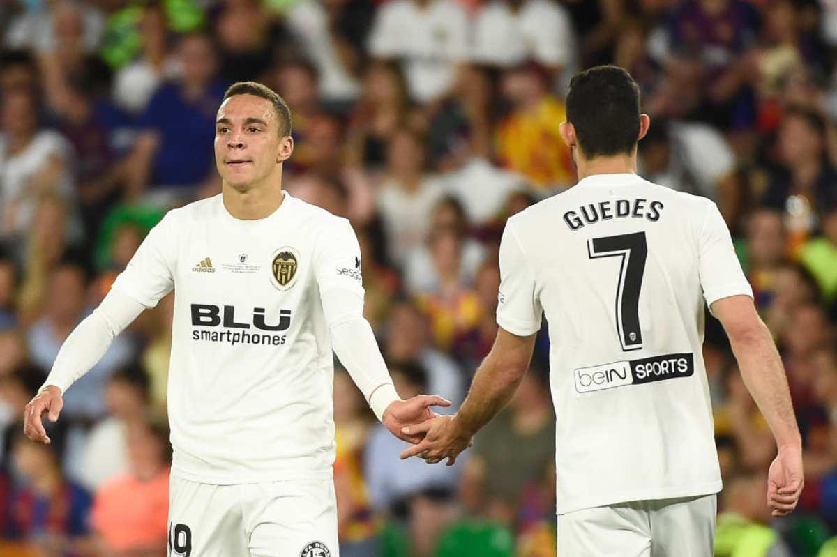 Correa al Valencia come contropartita di Rodrigo?