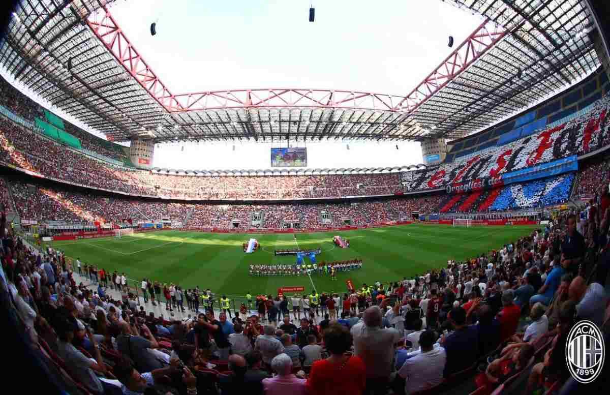 San Siro Milan-Brescia