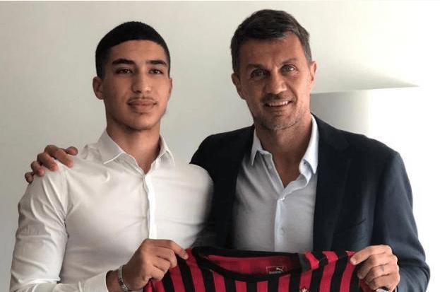 Un giovane difensore francese firma coi rossoneri