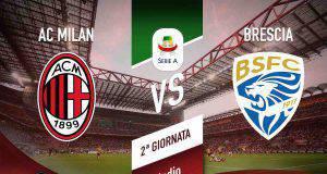 Milan-Brescia diretta live