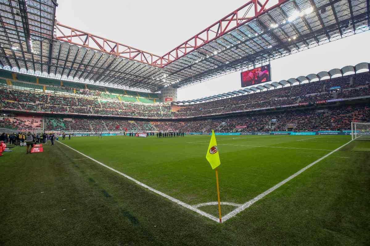 Stadio Giuseppe Meazza – San Siro