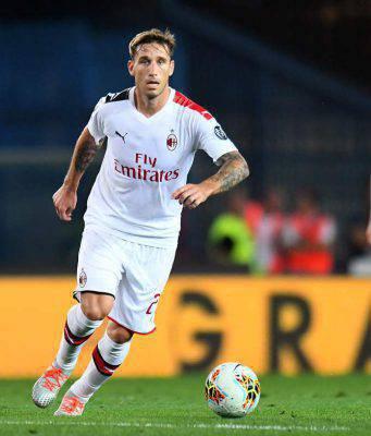 Lucas Biglia centrocampista del Milan