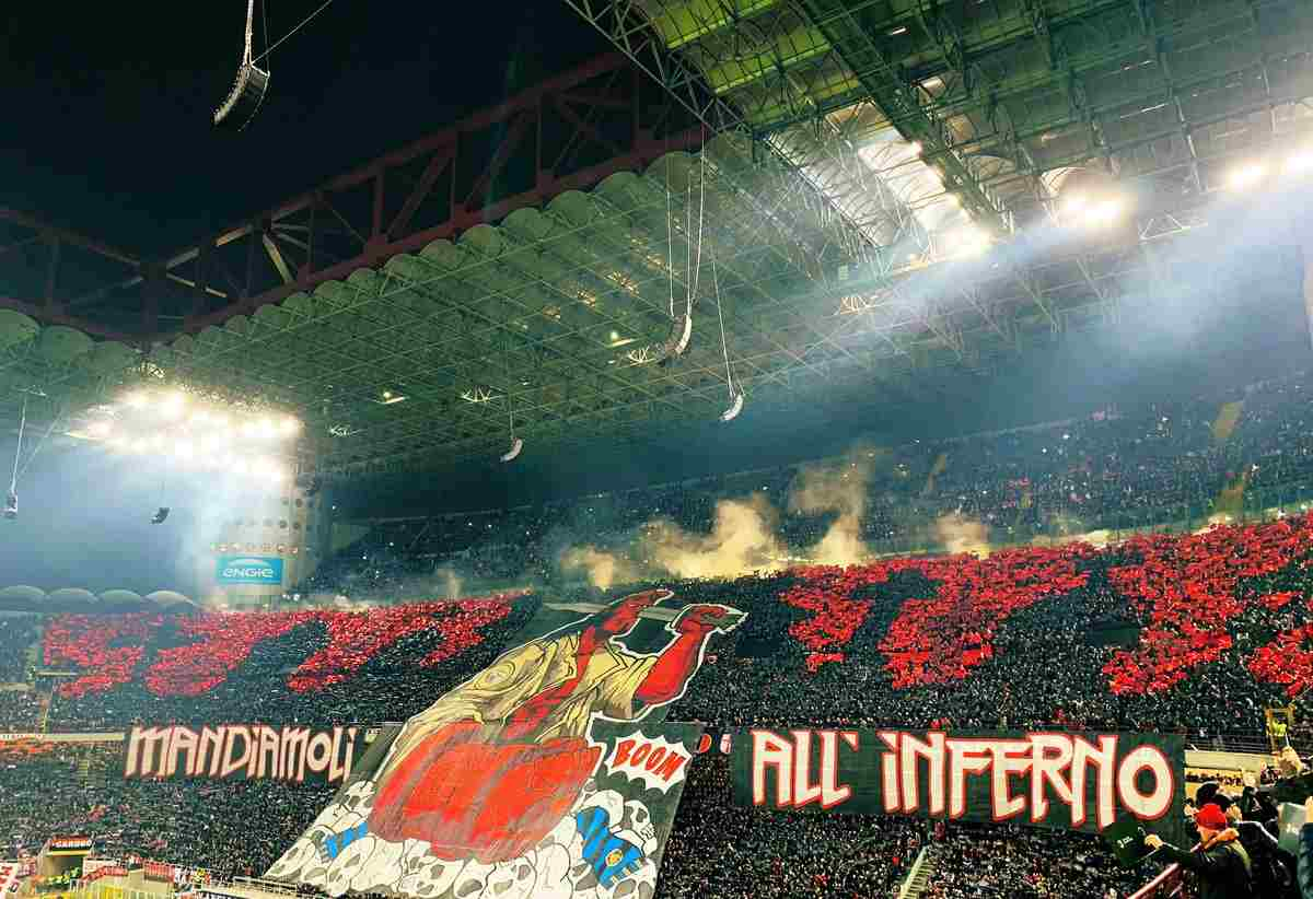 Curva Sud (Mandiamoli all'Inferno)