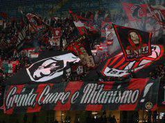 Tifosi Curva Sud Milano San Siro