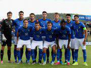 Italia under-21 Lussemburgo