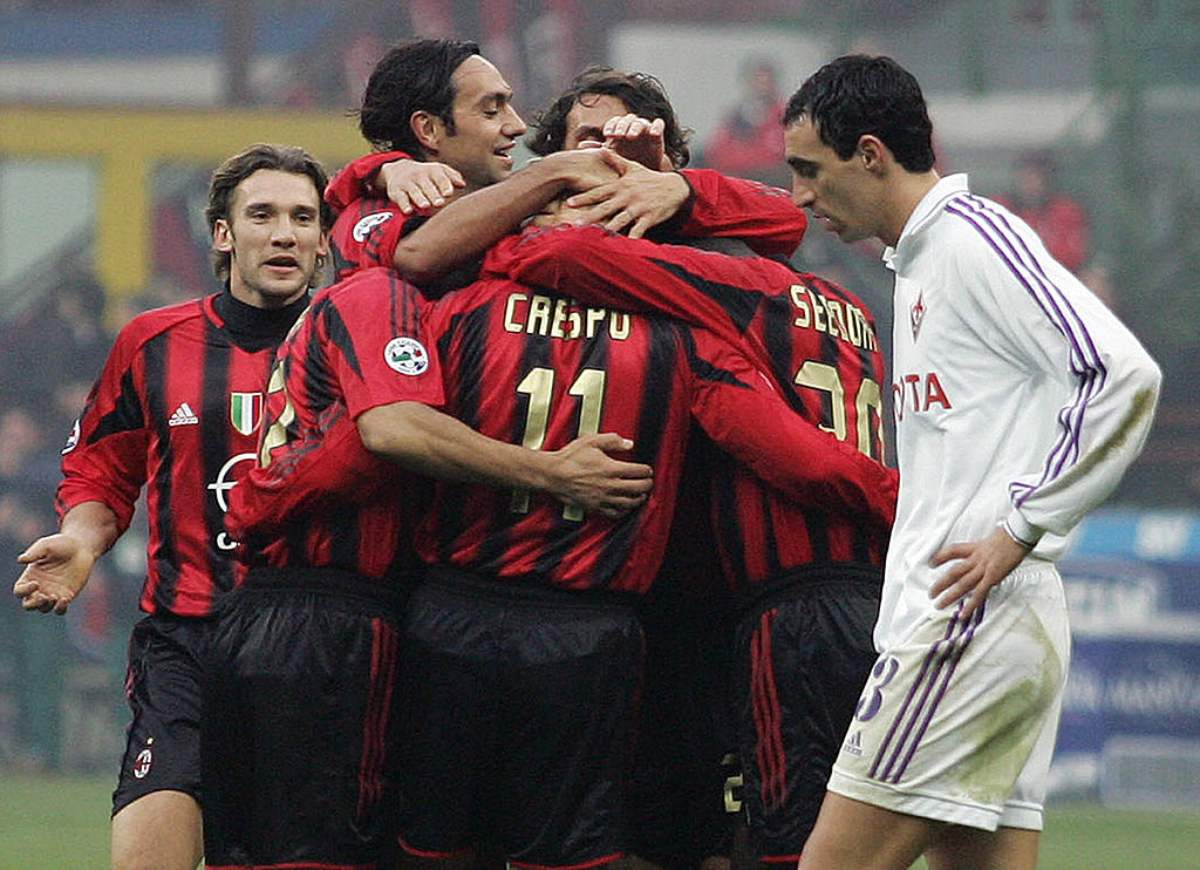 Milan-Fiorentina 2004-2005