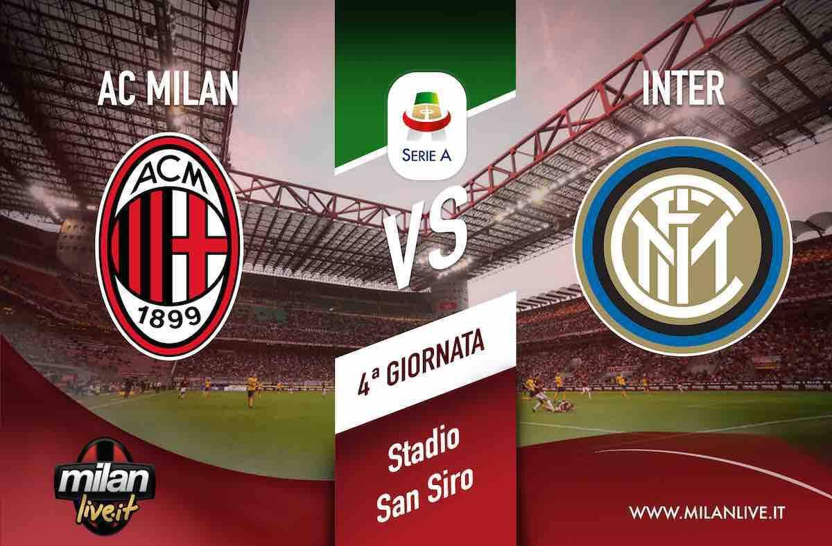 Milan-Inter LIVE