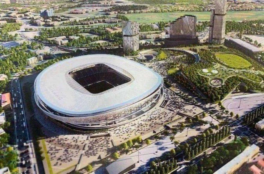NuovosStadio San Siro, progetto Sportium