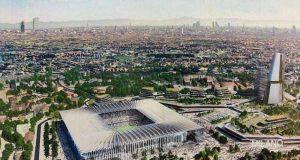 Nuovo stadio San Siro, progetto Populous
