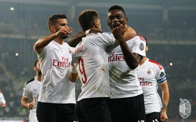 Milan 3 cercano rivalsa