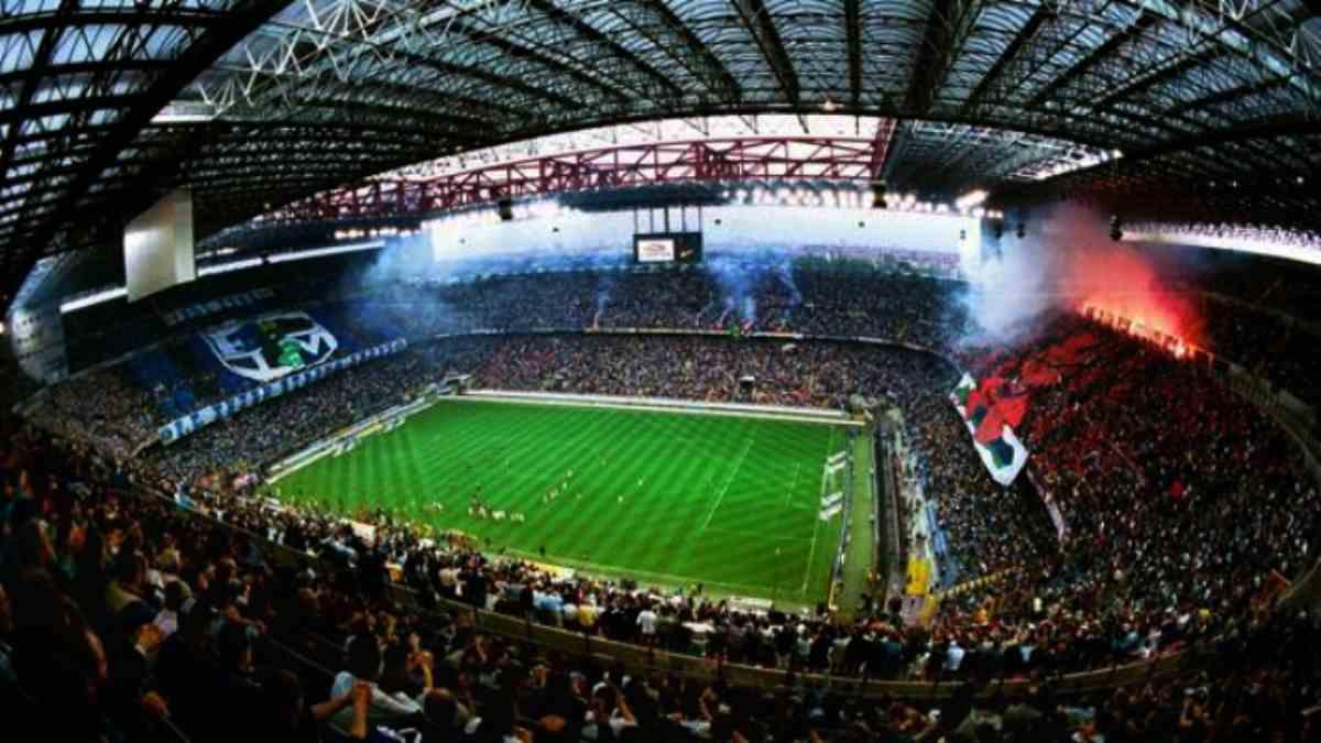 San Siro Derby Milan-Inter