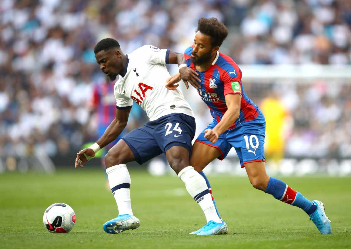 Serge Aurier Andros Townsend