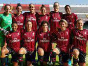 Serie A femminile, l'11 titolare del Milan di Ganz contro l'Orobica