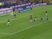 Suso contropiede derby Milan-Inter
