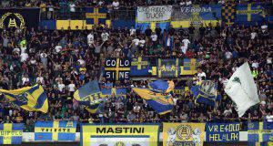 Tifosi Hellas Verona Bentegodi