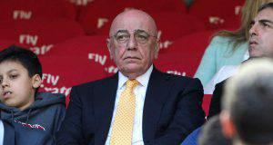 Adriano Galliani vuole ripartenza Serie A