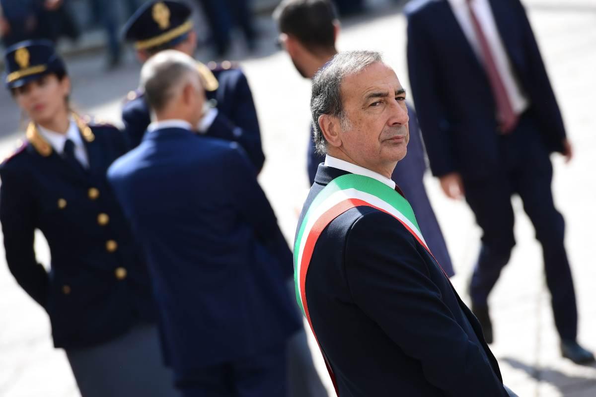 beppe sala sindaco di Milano