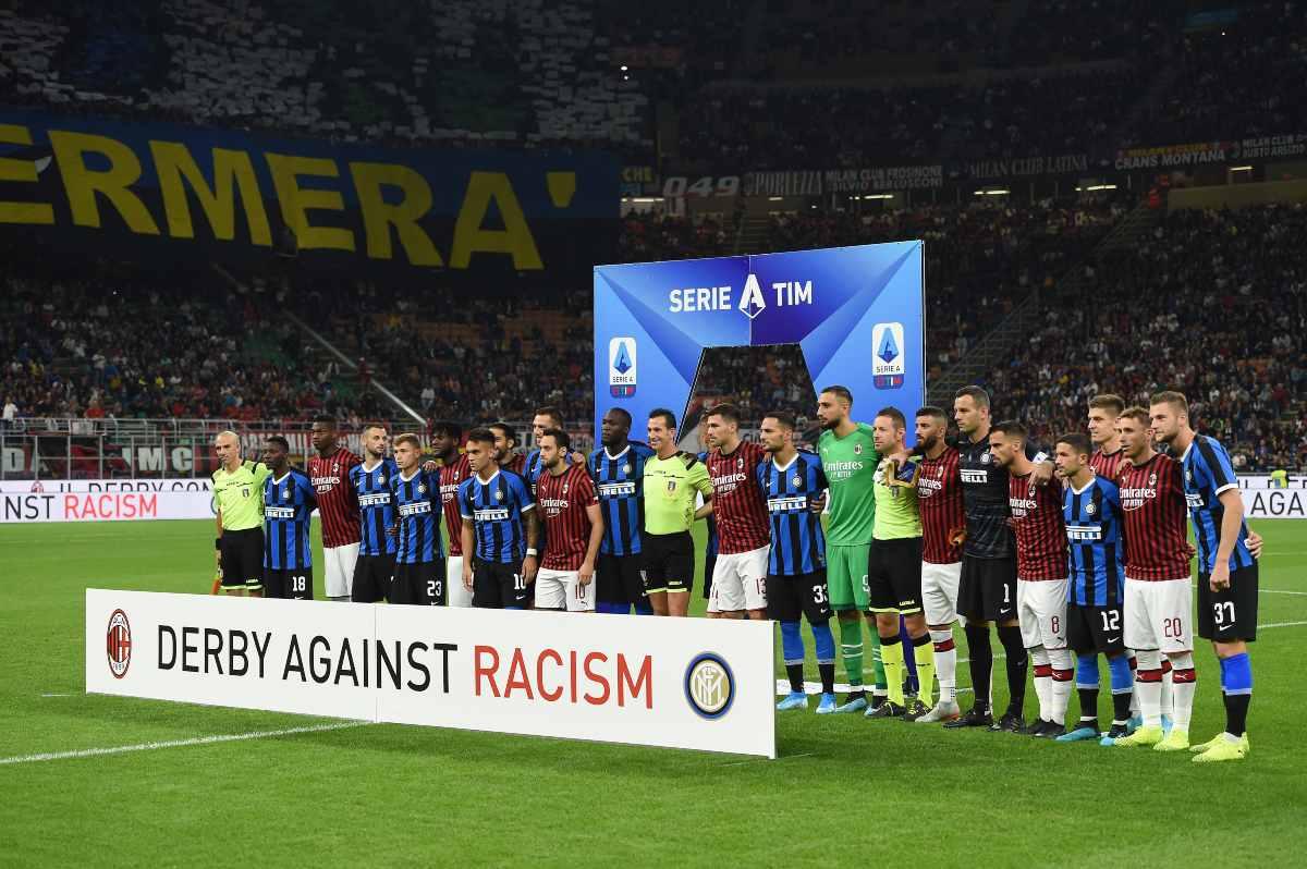 Inter Milan dove vederla