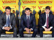 Frederic Massara, Zvonimir Boban e Paolo Maldini