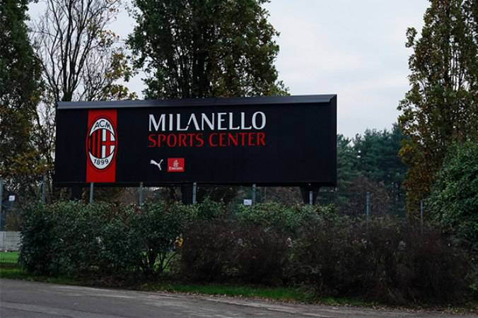Milanello Sport Center