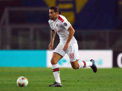 Ricardo Rodriguez terzino sinistro del Milan