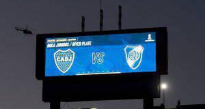 Boca Juniors River Plate La Bombonera Buenos Aires Copa Libertadores