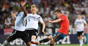 Dani Olmo Spagna-Germania Under-21