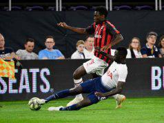 Frank Tsadjout AC Milan