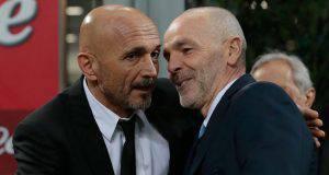Luciano Spalletti e Stefano Pioli