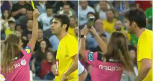 Kakà selfie arbitro