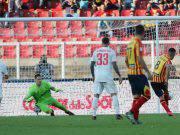Lecce-Juventus rigore