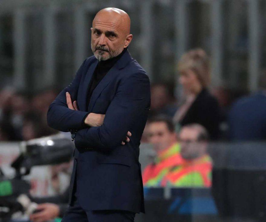 Luciano Spalletti, 'no' al Milan