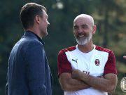 Paolo Maldini Stefano Pioli
