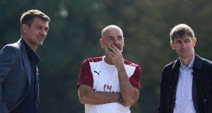 Maldini Pioli Massara AC Milan