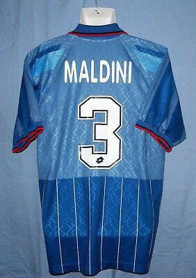 Terza maglia Maldini Milan 1995-1996