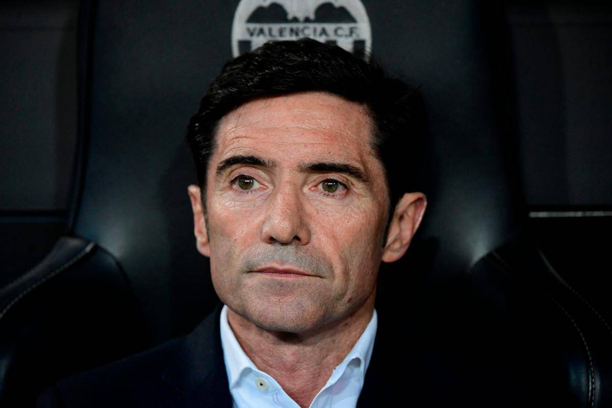 Marcelino allenatore Milan