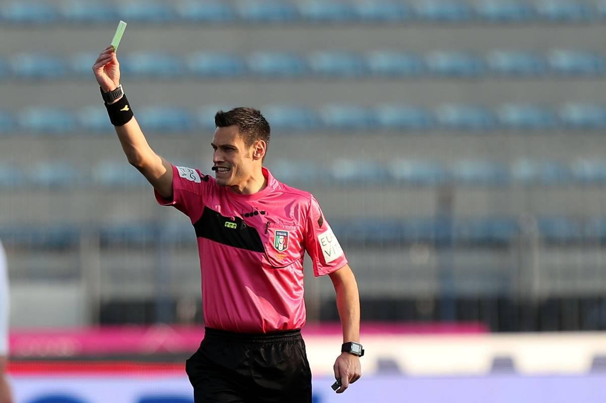 Maurizio Mariani Arbitro