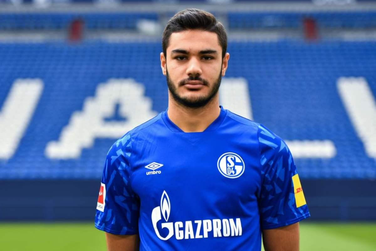 Ozan Kabak Schalke