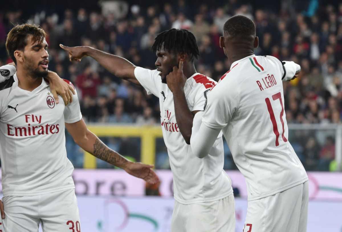 Juventus-Milan in streaming e in diretta TV