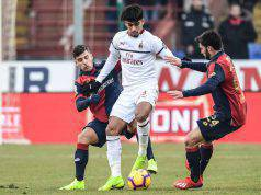genoa milan streaming e diretta tv