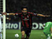 Filippo Inzaghi Milan-Real Madrid