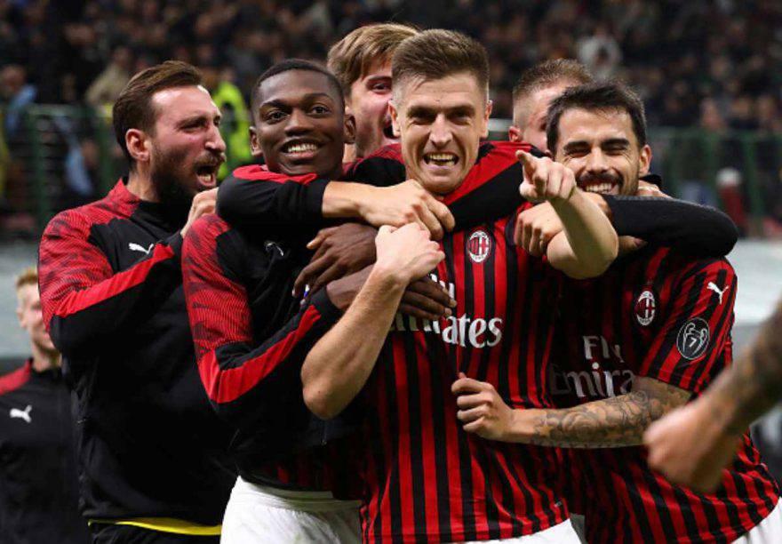 Pioli:Chi fa calendari rispetti il Milan - Lazio