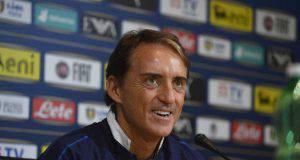 Roberto Mancini conferenza stampa coverciano