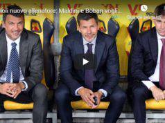 Maldini Boban Massara video