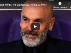 Stefano Pioli verso il Milan