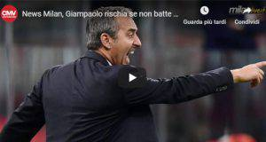 News Milan Marco Giampaolo