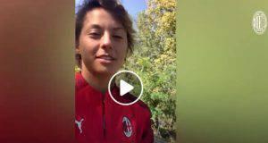 Valentina Giacinti AC Milan Femminile